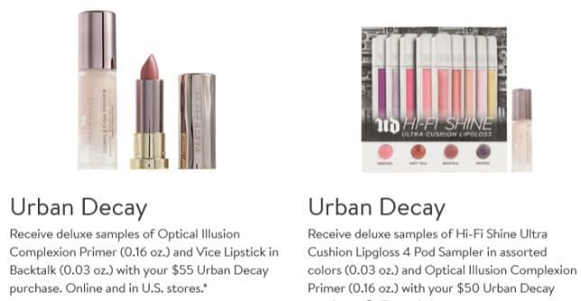 nordstrom anniversary Gift with Purchase urban decay Nordstrom icangwp beauty blog
