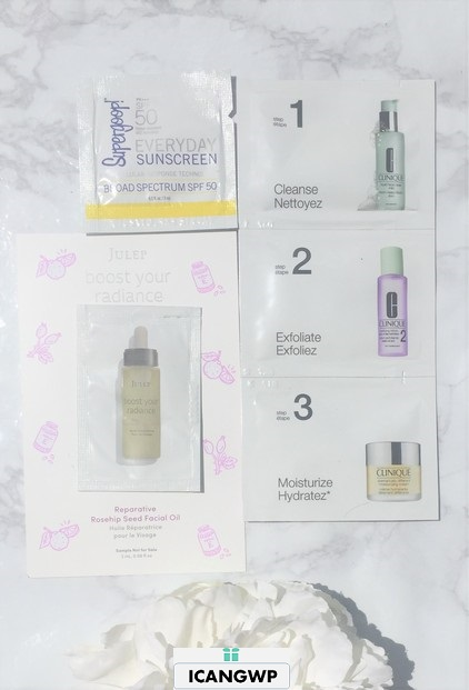 Nordstrom haul beauty gift by icangwp beauty blog clinique