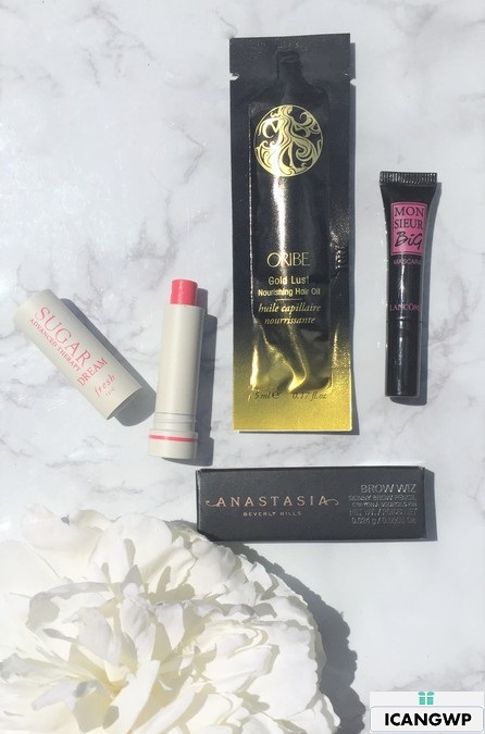 Nordstrom haul beauty gift by icangwp beauty blog oribe