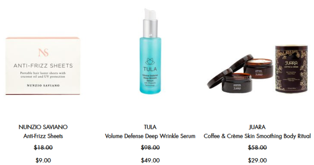 Sale Skincare makeup fragrance beauty Space NK icangwp blog july 2018