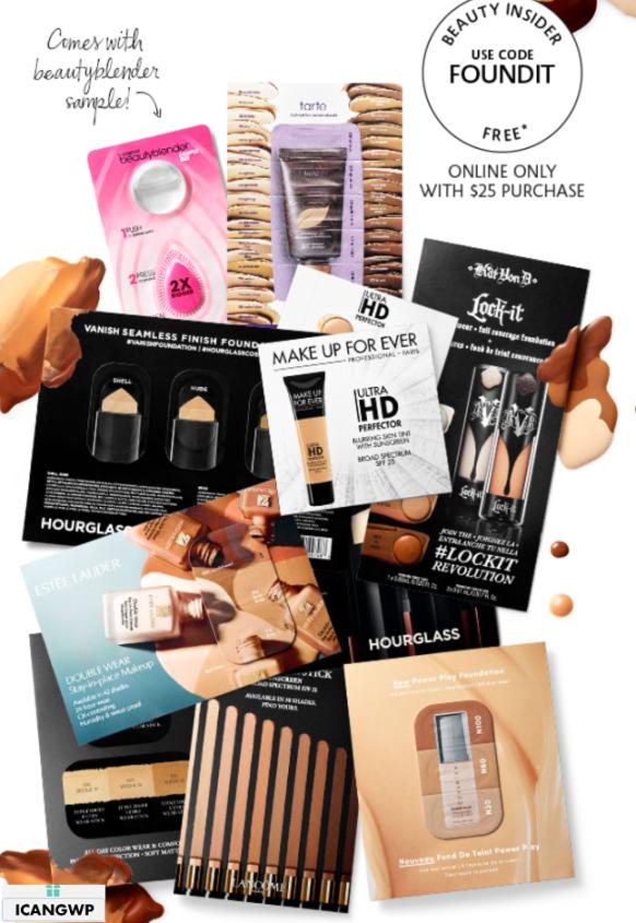 Sephora coupon foundit icangwp blog