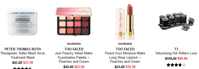 Sephora weekly wow deals Coupons  Promo Codes   Coupon Codes   Sephora july 2018 icangwp blog.png