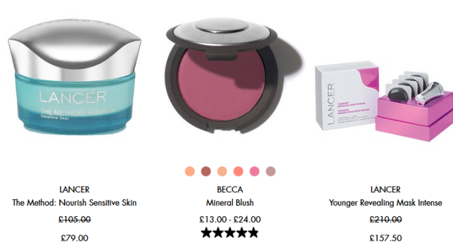 space nk uk Sale   Skincare  makeup  fragrance  beauty  Space NK.png
