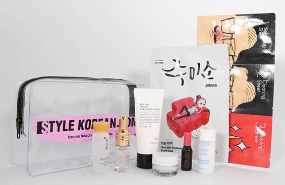 STYLEKOREAN K Beauty Box 04 Yeoshin Box Korean Skincare StyleKorea icangwp blog