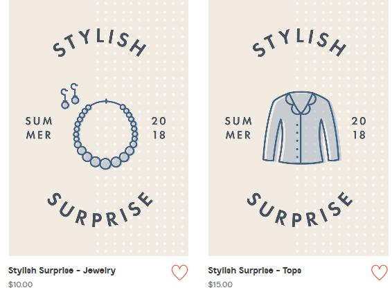 Stylish Surprise ModCloth