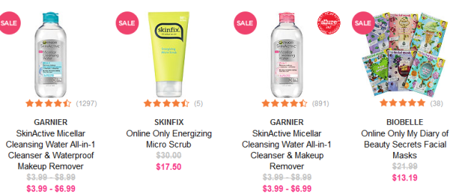 Ulta Beauty 4th of july sale skincare icangwp beaury blog