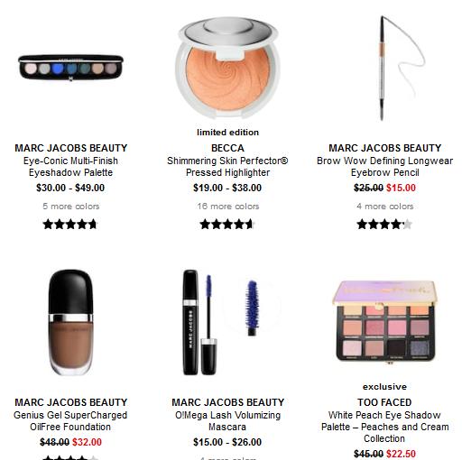 Beauty Sale Sephora 2018 icangwp beauty blog