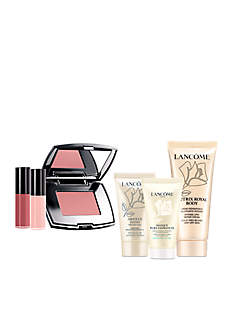 belk lancome 7pc w 3750 step up icangwp blog