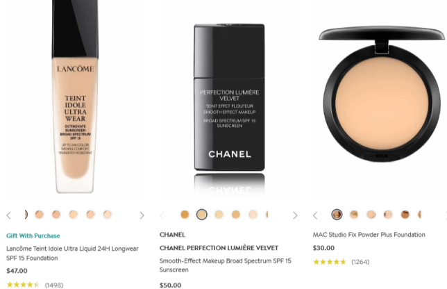 best seller Foundation at Nordstrom icangwp beauty blog