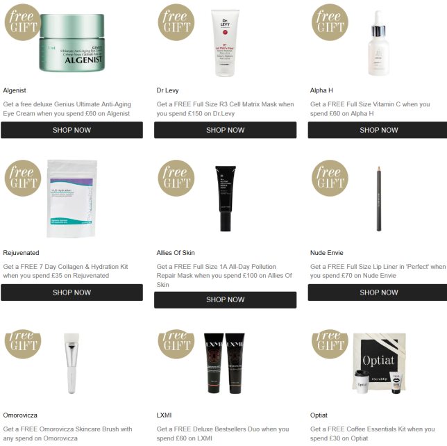 cult beauty Special Offers icangwp blog