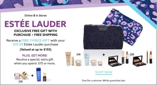 estee lauder gift with purchase at Lord and Taylor August 2018 icangwp blog your gift with purchase blog.jpg