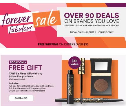 Forever Fabulous Sale ULTA BEAUTY icangwp blog