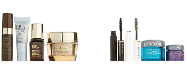 lancome estee lauder Gift with Purchase Nordstrom icangwp blog