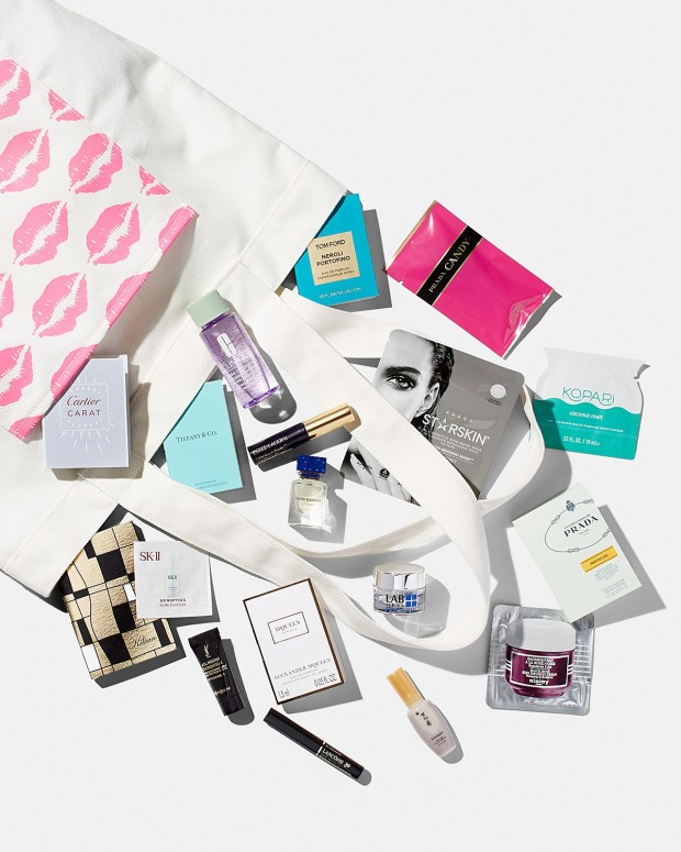 Receive a 19-piece gift with any $150 Bloomingdale's beauty purchase icangwp blog
