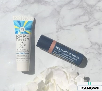 ulta beauty fun in the sun review icangwp beauty blog bare replublic