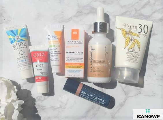 ulta fun in the sun review icangwp beauty blog 2018