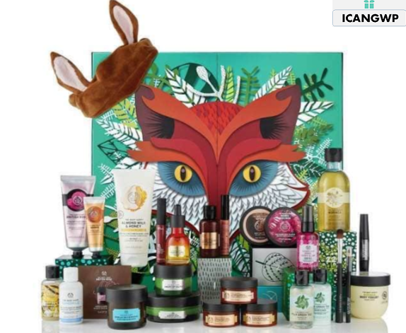 25 Days Of Enchanted Ultimate Advent Calendar The Body Shop icangwp blog