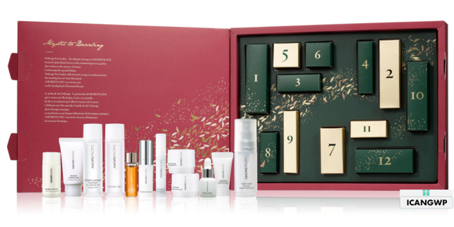 amorepacific advent calendar 2018 beauty advent calendar 2018 icangwp blog