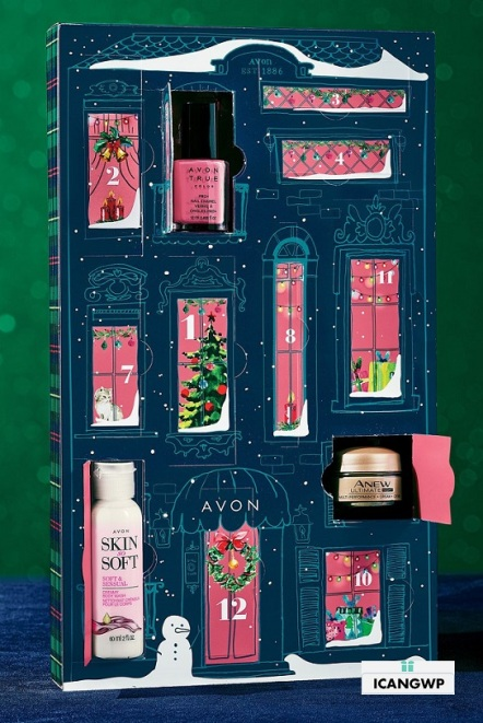 avon beauty advent calendar 2018 beauty advent calenar 2018 icangwp blog