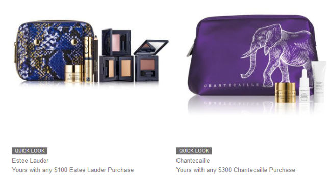 Beauty Products on Offer Fragrances Cosmetics at Bergdorf Goodman icangwp beauty blog