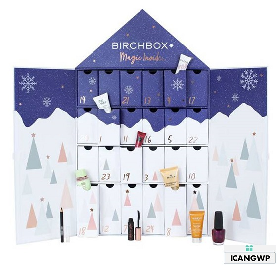 birchbox advent calendar uk icangwp beauty blog your beauty advent calendar destination