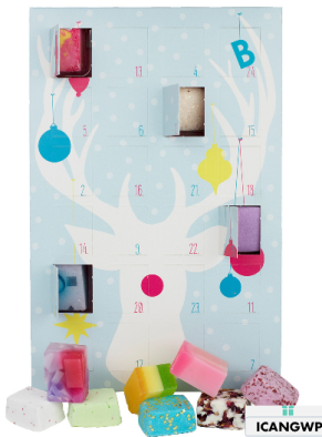 Bomb Cosmetics Christmas 2018 Countdown to Christmas Advent Calendar icangwp blog beauty advent calendar 2018 2