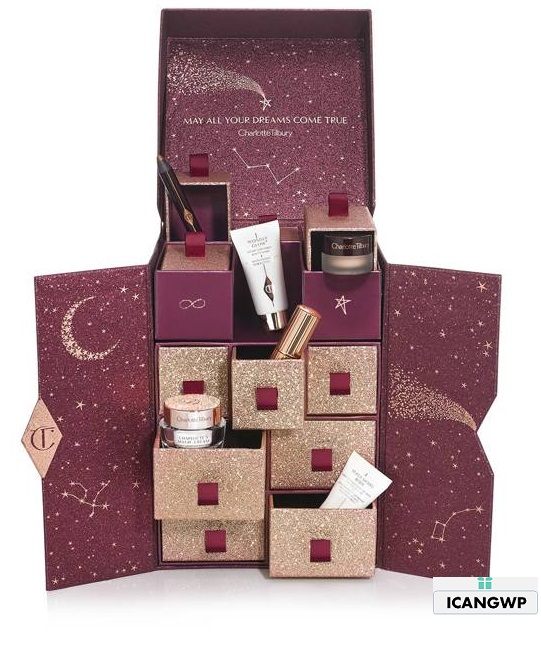 charlotte tilbury advent calendar 2018 icangwp beauty blog your beauty advent calendar destination