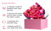 Clarins NEW Beauty at Work Box icangwp blog