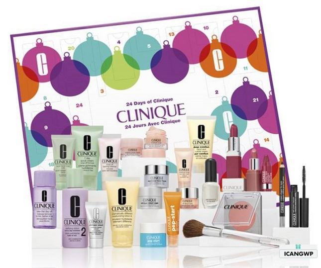 clinique advent calendar 2018 beauty advent calendar icangwp blog