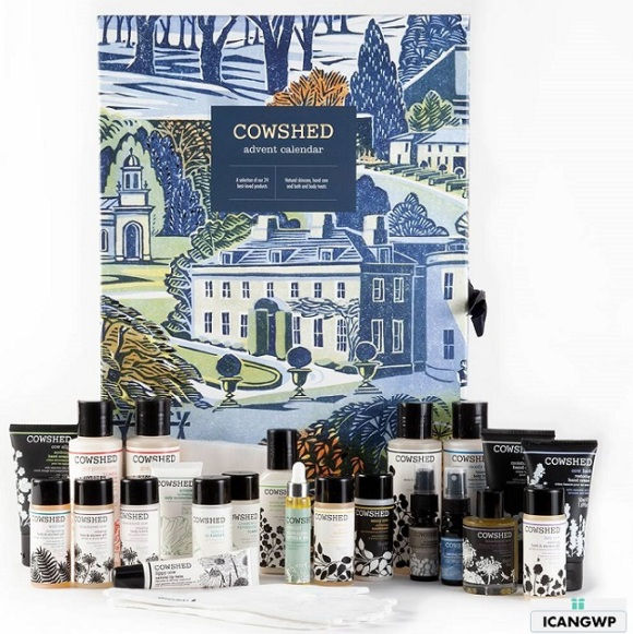 cowshed beauty advent calendar 2018 icangwp blog.jpg
