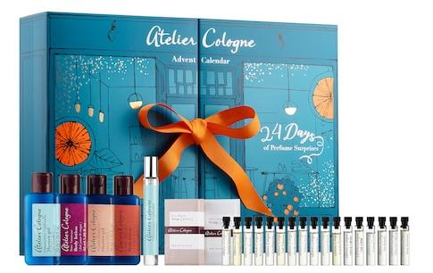 Discovery Advent Calendar Atelier Cologne Sephora beauty advent calendar 2018 icangwp blog