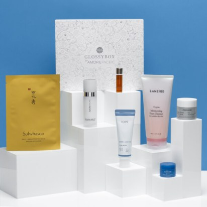 glossybox amorepacific limited edition box icangpw blog sept 2018