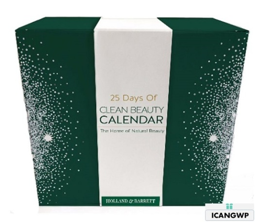 holland and barret advent calendar 2018 beauty advent calendar 2018 icangwp blog