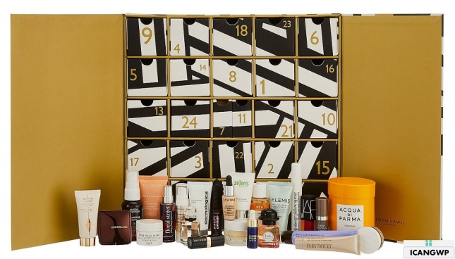 john lewis advent calendar 2018 icangwp beauty blog sept