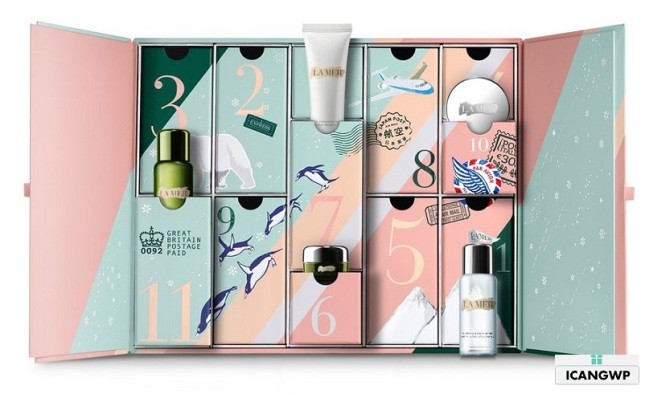 la mer advent calendar 2018 icangwp beauty blog your beauty advent calendar destination