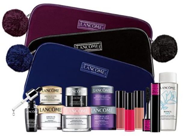 Lancôme Gift with any 39.50 Lancôme purchase Bloomingdales icangwp blog