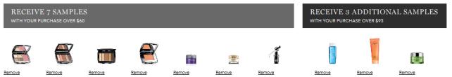 Lancôme Luxury Cosmetics Perfume Skin