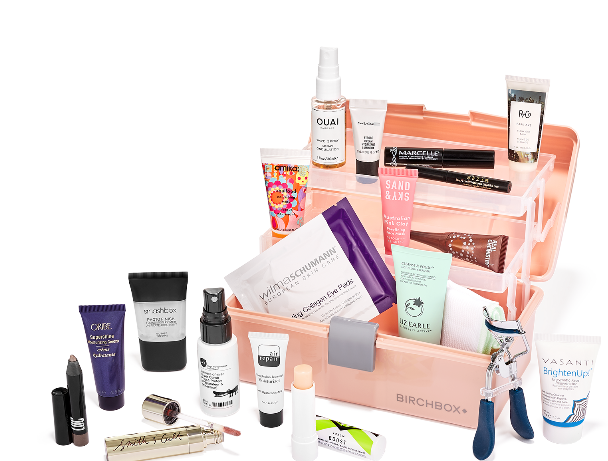 Limited Edition The Birchbox Starter Pack beauty box icangwp blog sept 2018