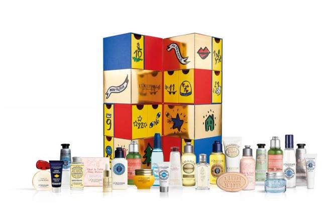 loccitane advent calendar 2018 icangwp beauty blog 2018 your beauty advent calendar destination 2