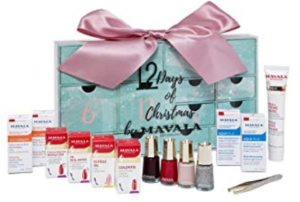 Mavala 12 Days of Christmas for Nails and Skin Care  beauty advent calendar 2018 icangwp blog.png