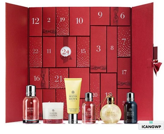 molton brown advent calendar 2018 icangwp beauty blog your beauty advent calendar destination
