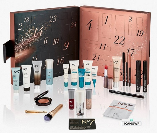 no7 advent calendar 2018 no 7 beauty advent calendar 2018 icangwp blog 2