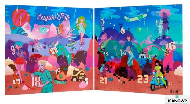 NYX advent calendar 2018 beauty advent calendar 2018 icangwp beauty blog