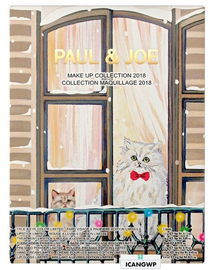 paul and joe advent calendar 2018 beauty advent calendar 2018 icangwp blog your beauty advent calendar source 2