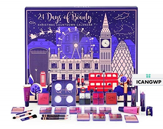 q-ki advent calendar 2018 icangwp blog beauty advent calendar 2018 london