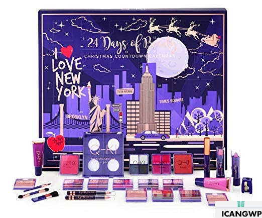 q-ki advent calendar 2018 icangwp blog beauty advent calendar 2018