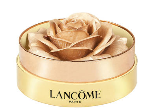 Rose à poudrer in limited edition for Holiday 2018 Lancôme