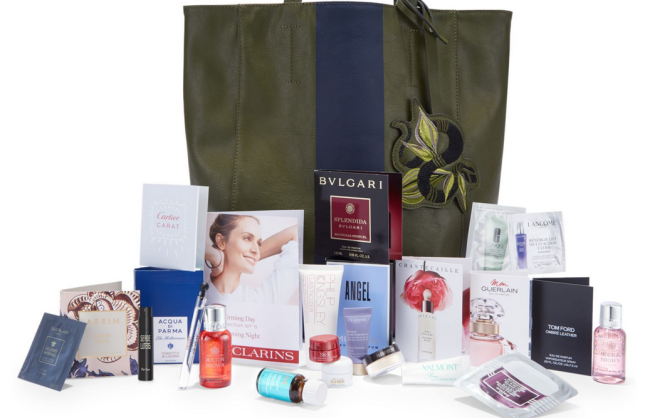 saks fifth avenue free gift bag sept 2018 icangwp blog