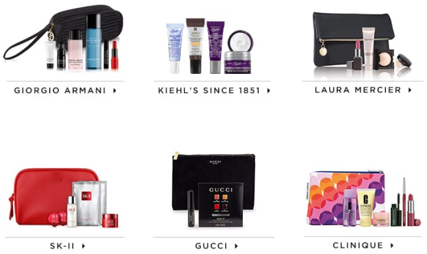 Saks gift with purchase beauty event icangwp blog sept 2018