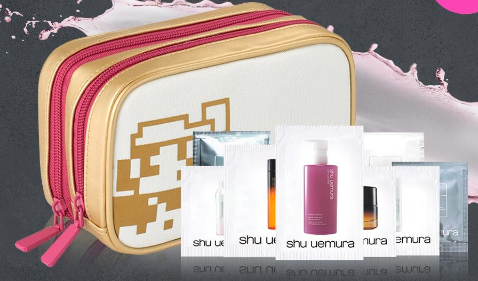 shu uemura special offers page